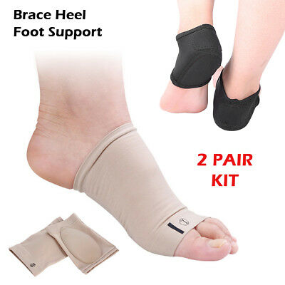 8f07bda77f Pro Plantar Fasciitis Therapy Wrap Pain Relief Heel Foot Arch Ankle Support  Sock