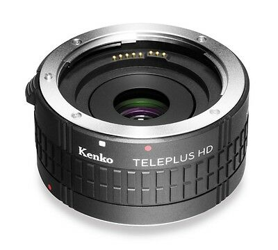 New! Kenko TelePlus HD 2.0X DGX Canon EOS EF/EF-S Teleconverter Fast sipping