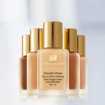Estee Lauder Double Wear Stay In Place Face Liquid Make Up Foundation SPF10 30ml