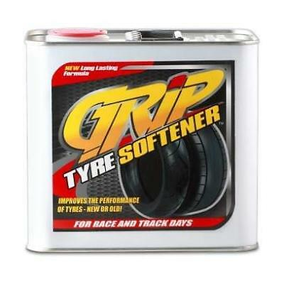 Grip Tyre Softener Treatment 2.5 litre Race / Rally