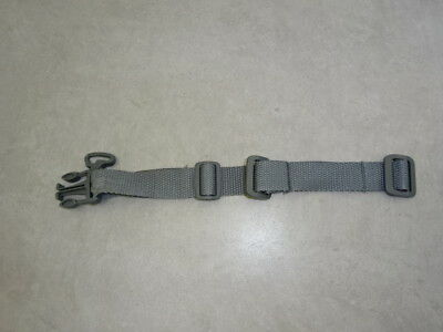 iCandy Peach Grey Left Waist Buckle clip Harness/Strap for upper lower seat unit