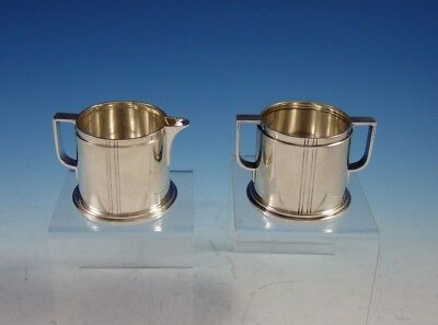 Century by Tiffany and Co. Sterling Silver Sugar and Creamer Set 2pc (#2955)