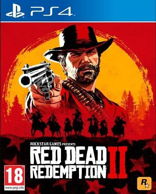 Red Dead Redemption 2 Ps4 Sec. (Leer Anuncio) RDR 2 II