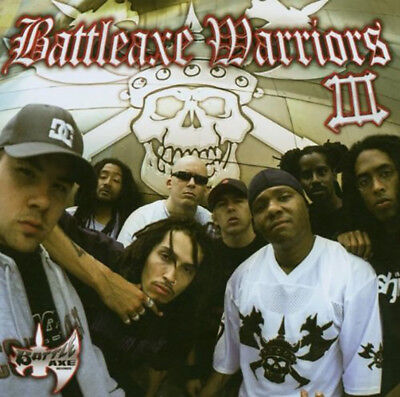 Battleaxe Warriors III 3 - Brand New MINT Sealed PA CD - Come Out To Play -Crazy