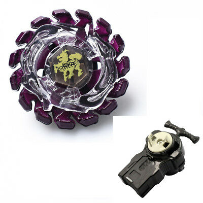 Battle BB86 Super P Giraffe Beyblade Fusion Masters Metal With Two-Way Launcher