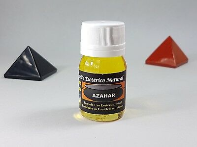AZAHAR Aceite Esoterico Natural / ORANGE BLOSSOM Natural Esoteric Oil - Ritual