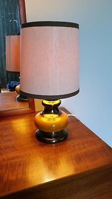 Vintage Retro Ceramic Table Lamp