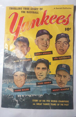Thrilling True Story Of The Baseball Yankees #16