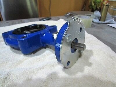"""Grinnell  Butterfly   VALVE  8000 series  ,  size  3"""", w/o lug , NEW"""