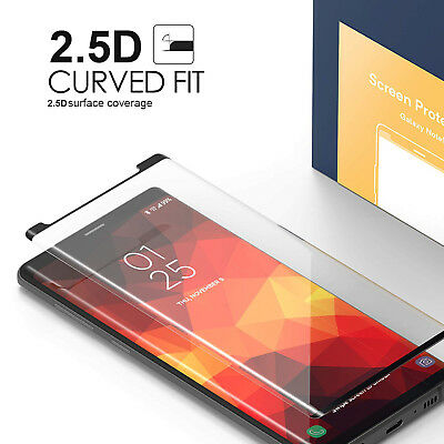 For Samsung Galaxy Note 9 Tempered Glass 2.5D Curve Screen Protector 9H Hardness