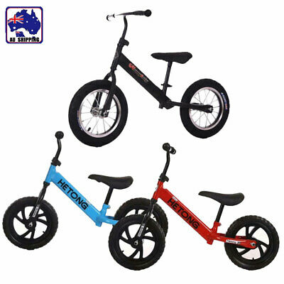 Balance Bike Child No Pedal Scooter Training Bicycle Kids Toy Beginner BKI002