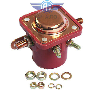 New SNL135 SW3 for Ford Starter Car Truck Red Solenoid Relay 12V Heavy Duty