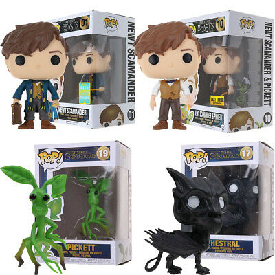 Fantastic Beasts and Where to Find Them PVC Action Figure Toys Xmas Gift Toy UK