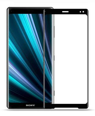 For Sony Xperia XZ3 Tempered Glass Screen Protector Full Coverage