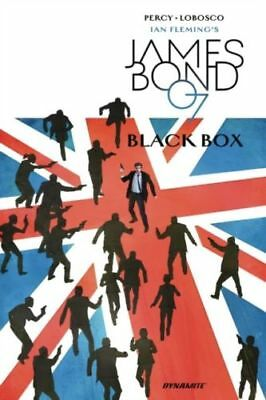 James Bond Volume 3 Black Box 9781524104092