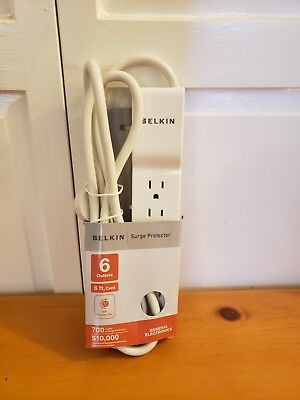 Belkin Office Lounge Belkin Be106000 Outlet 25ft Cord Homeoffice Surge Protector In White Rakutencom Belkin Be10600010 10 Feet Outlets 720 Joules Home Office Surge