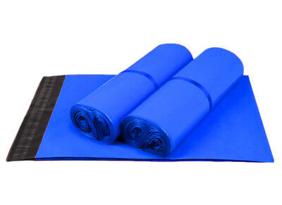 Blue Mailing Bags Small Medium Large Extra Strong Seal Post Parcel Packaging