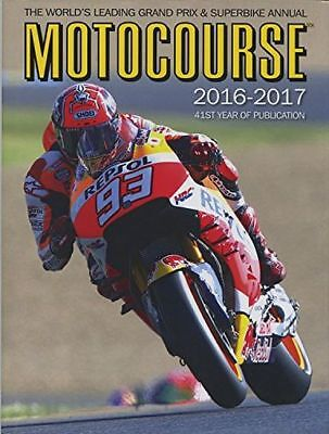 *NEW* - Motocourse Annual 2016: The World's Leading Grand Prix & 9781910584231
