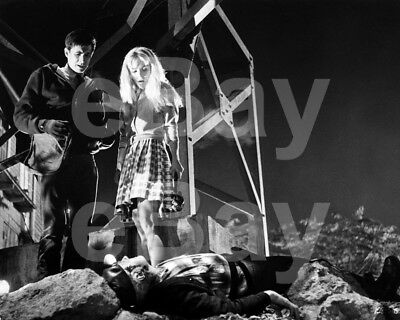 Pretty Poison (1968) Anthony Perkins, Tuesday Weld 10x8 Photo