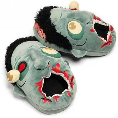 Brand New Zombie Slippers Walking Dead Walker Unisex Mens Womens Boys Girls