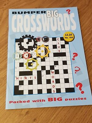 the sun big book of quick crosswords book 1 a bumper collection of 400 fun puzzles