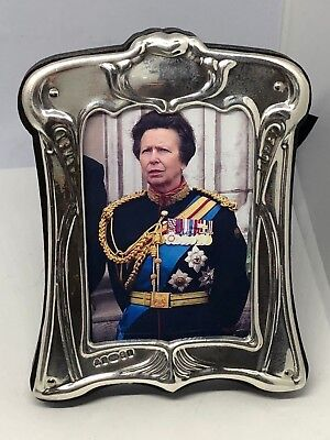 Edwardian Style Silver Photo Frame - Paul Vernon Fitchie - London - 2018