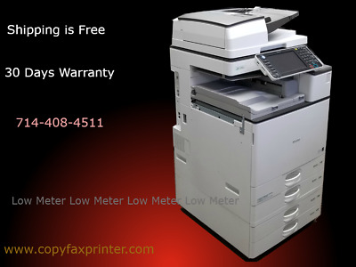 Ricoh Aficio MP C4503 Color Copier. Show Room Demo Up For Sale