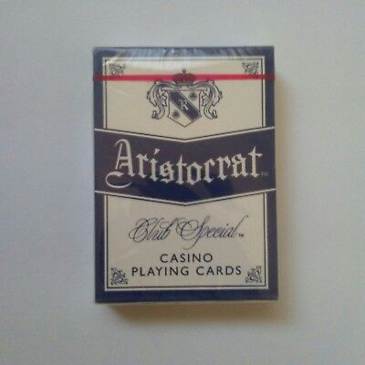 New Aristocrat Casino Playing Cards from Railroad Pass Hotel & Casino