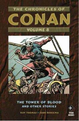 The Chronicles of Conan: Brothers of the Blade and Other Stories (Vol.8) (Chroni