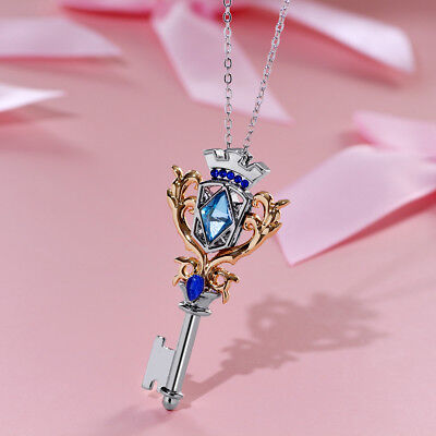 Cardcaptor Sakura: Clear Card-hen Key Handmade Necklace Cosplay Prop
