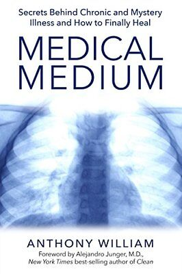 NEW Medical Medium By Anthony William Paperback (Free Shipping)