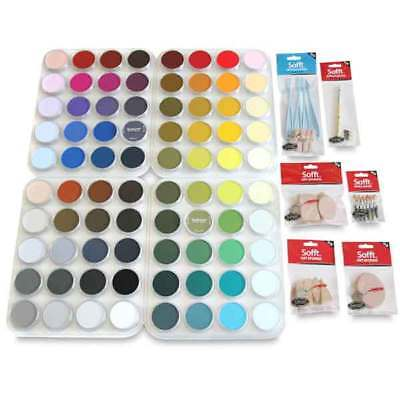 PanPastel Soft Pastels Complete Set of 80 - All Colors