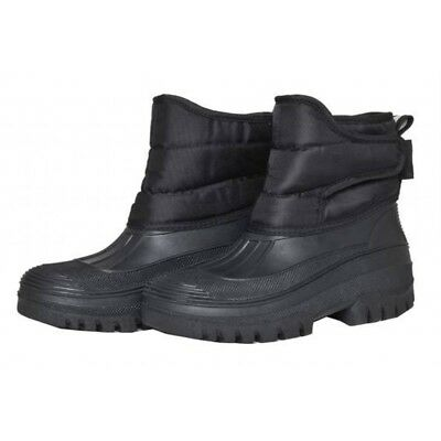 5138 HKM Thermo Stallschuh Vancouver Winterschuh Stiefelette sehr warm 35-43