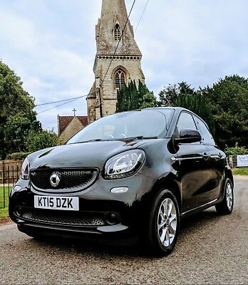 Smart Forfour 2015 Passion Hpi Clear Full Service Mint Condition