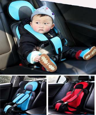 Seat Car Baby Convertible Safety Toddler Infant Booster Child Chair Kids Portabl