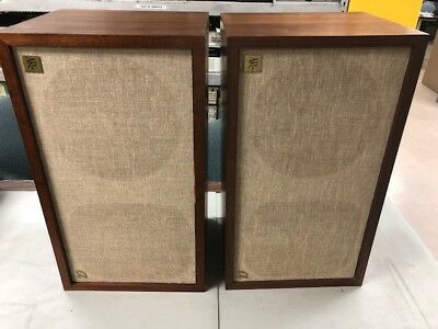 Vintage Pair of AR-2ax Speakers, Excellent working condition-Beautiful condition