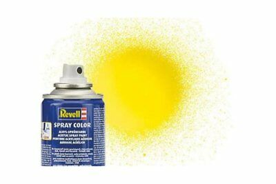 Revell 34112 Peinture Bombe Jaune Brillant - Yellow Gloss Spray 100ml