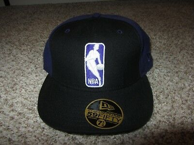 new arrival 3dad5 b44ef NWT Sacramento Kings New Era NBA Basketball Hat 7 1 4 Cap Retro Black Purple