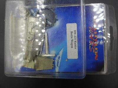 Raider Battlewagon MIB - Babylon 5 Wars A Call to Arms FT06