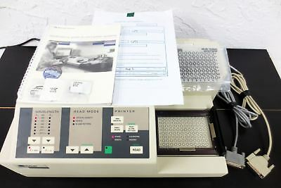 Molecular Devices Emax Precision Microplate Reader with Manual, Software, Cables