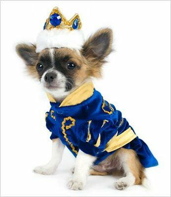 """Prince Charming Costume for Dogs - Size 6 (16"""" l x 20.5"""" - 23.25"""" g)"""