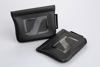 Sennheiser Original Earphone Earbud Storage Pouch Bag Box Pocket Genuine