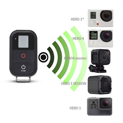 Geniune Gopro Wifi Remote Control ARMTE-001 Smart Remote For Gopro Hero 4 / 3+/3