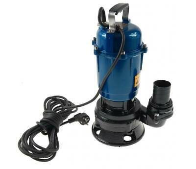Submersible Sewage Flood Dirty Water Deep Well Septic Pump Cesspool 300l/min