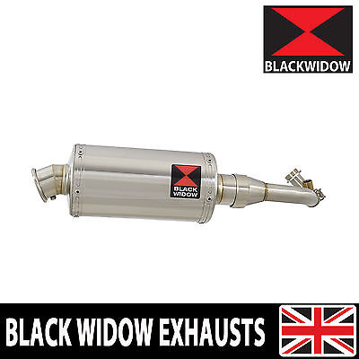 Piaggio Vespa GTS 250 2005 - 2016 Stainless Steel End Can Silencer 230SS