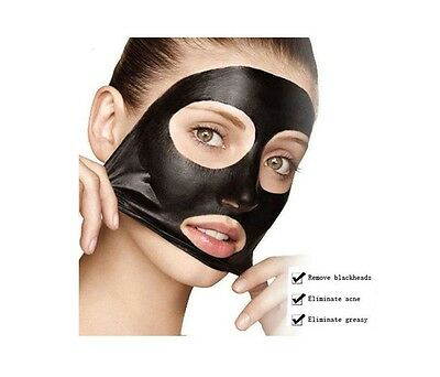 Purifying Blackhead Remover Peel-Off Facial Cleaning Black Face Mask Charcoal