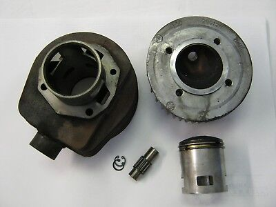 Vespa Px150 Cylinder Assembly And Head