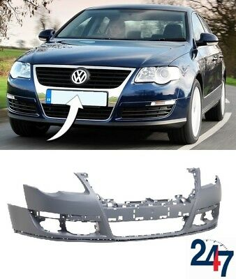 NEW VW TOURAN 2007-2010 FRONT BUMPER WITH PARKING DISTANCE CONTROL HOLES