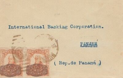 Mexico 1916: letter to Panama
