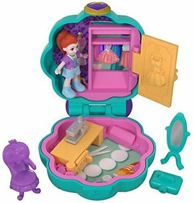 Polly Pocket FRY31 Tiny Places Studio Compact Playset Fast Free UK Postage